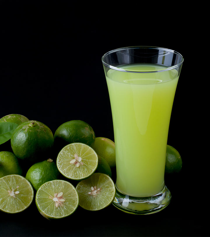 What are the limes benefits?