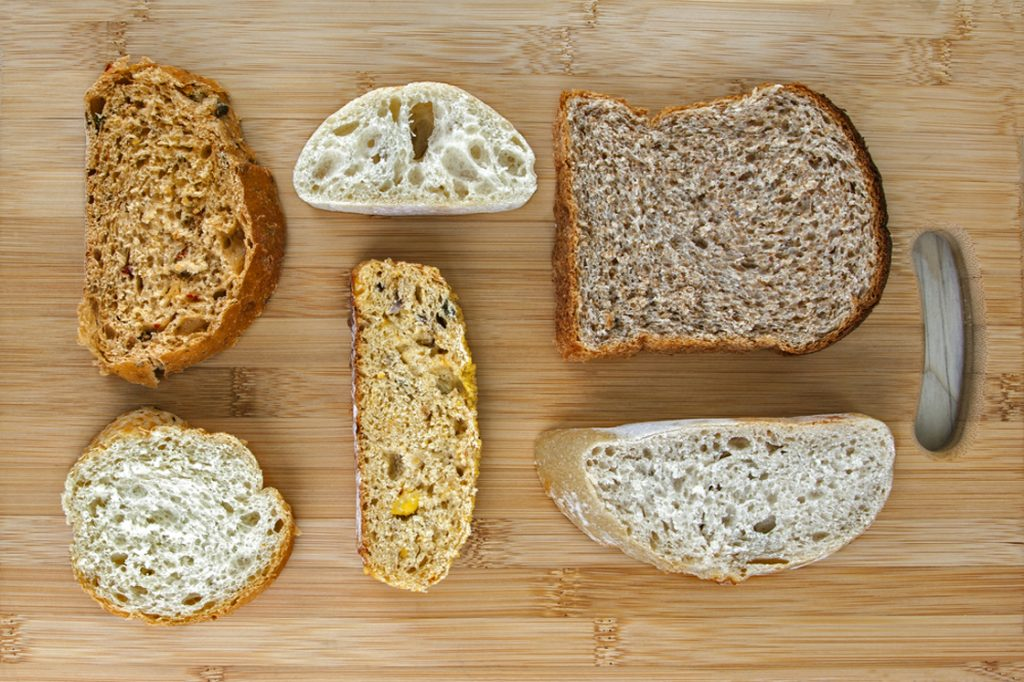 Why must Whole wheat bread?
