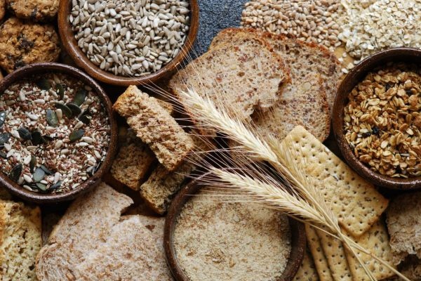 Reduce the risk of cancer with whole grains
